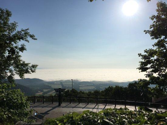 Nishotoge Observatory: 雲海が素晴らしい。 6月と7月は見頃です。