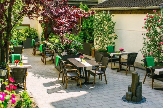 Linz am Rhein, Alemania: Restaurant Hammersteins