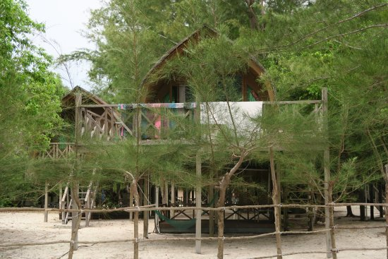 Pulau Mantanani Besar, มาเลเซีย: Chalet number 11