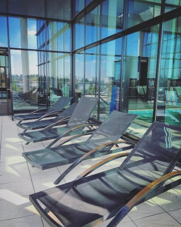 Solarium Spark Picture Of Hotel Barriere Le Grand Hotel Enghien