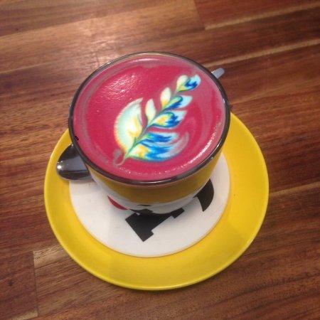 Lilydale, Australië: Mr Ristretto Cafe