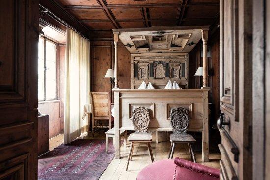Soglio, Ελβετία: Hotel Palazzo Salis – Swiss Historic Hotel