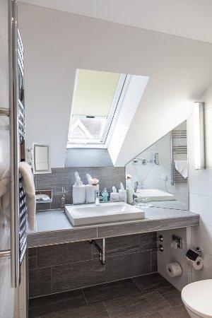 schones badezimmer, sehr schönes badezimmer - picture of best western plus parkhotel, Design ideen