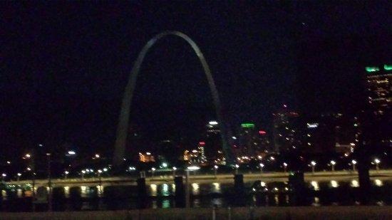East Saint Louis, Илинойс: Gateway Arch