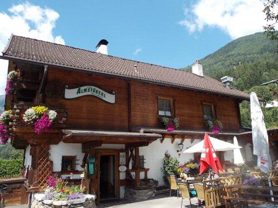 Obervellach, Østerrike: esterno
