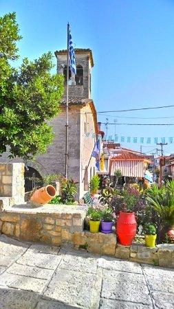 Afytos  church