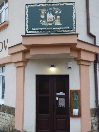 Louny, Τσεχική Δημοκρατία: Добро пожаловать!!!