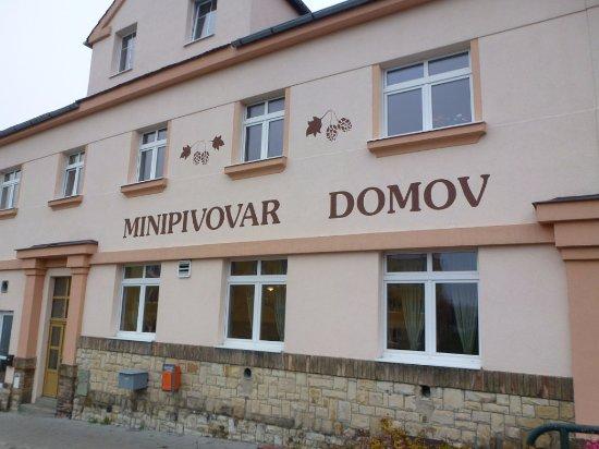 """Louny, Tsjechië: Внешность """"миника"""""""