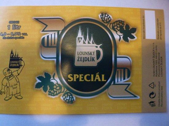 Louny, Τσεχική Δημοκρατία: Моя пивная добыча-2