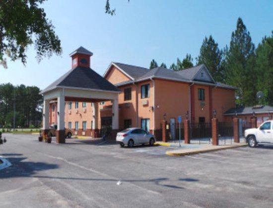 Jesup, GA: Main Building