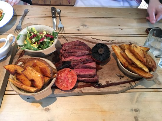 Copthorne, UK: Chateaubriand