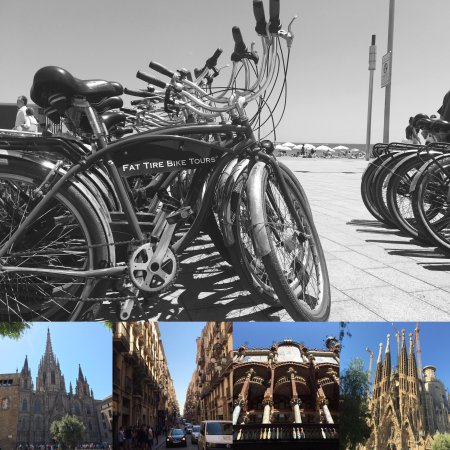Fat Tire Bike Tours Barcelona: photo0.jpg