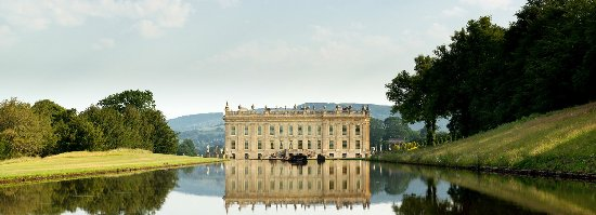 Pilsley, UK: Chatsworth House