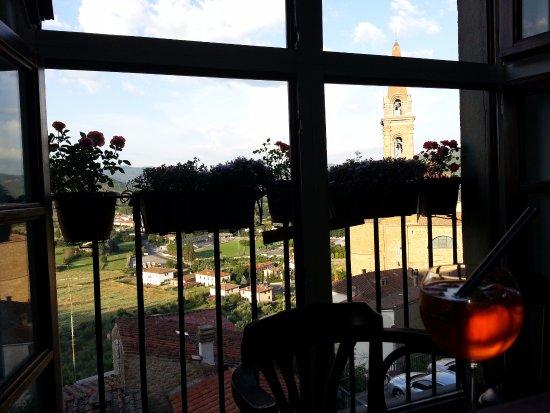 كاستيجليون فيورنتينو, إيطاليا: Vista dal caffè