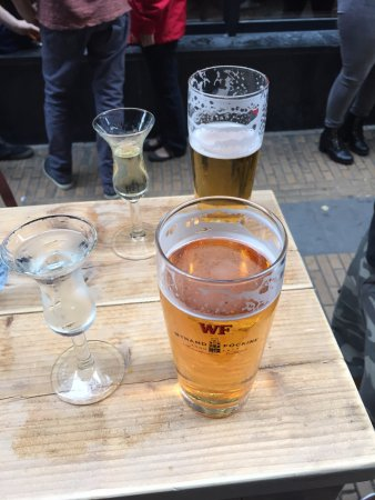 Wynand Fockink : Gin and Beer
