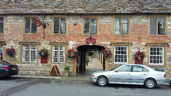 Cerne Abbas, UK: New Inn_large.jpg