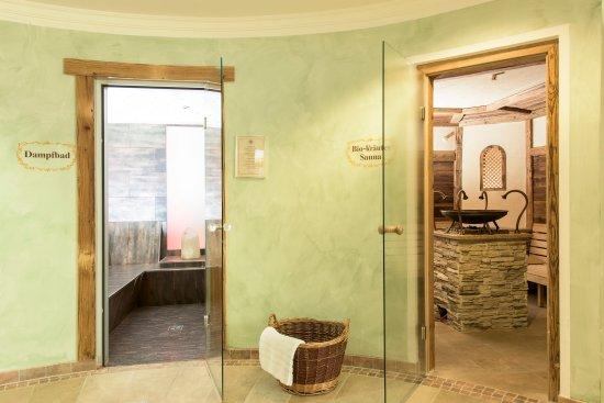 Silvaplana, Schweiz: Sauna