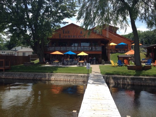 Houghton Lake, MI: Had an enjoyable break yesterday afternoon.