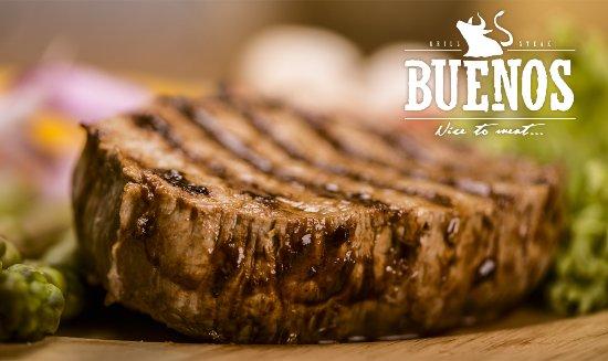 Geldrop, Holandia: Steaks