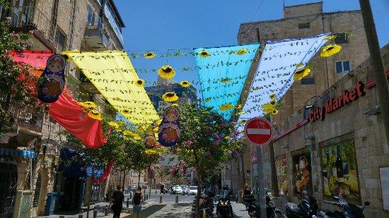 רחוב בן יהודה