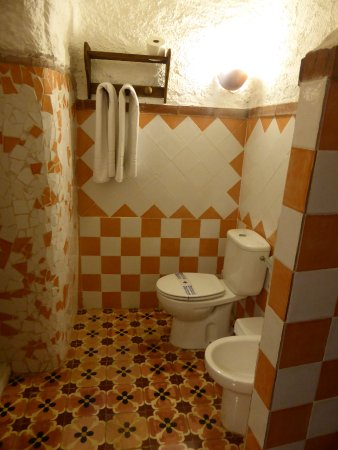 La Calahorra, Espanha: Baño 1