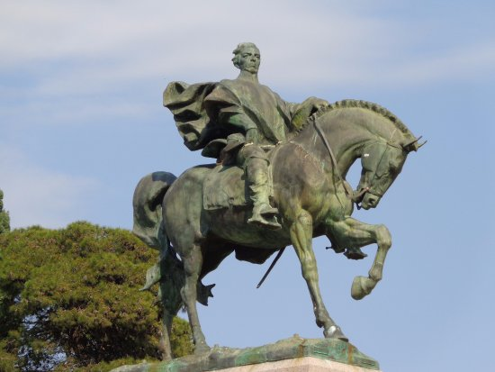 Monumento al General Jose Gervasio Artigas