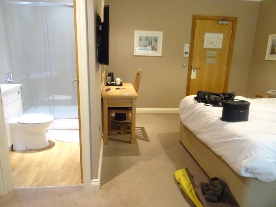 Attleborough, UK: Premium Double Room at Breckland Lodge