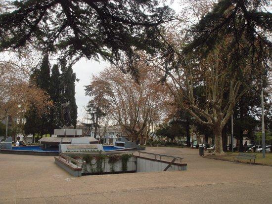 Paysandu, Uruguay: Entrada al Mausoleo