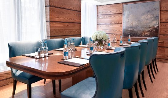 The Connaught: Silver Room