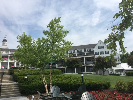 The Sagamore Resort: What a beautiful place!!