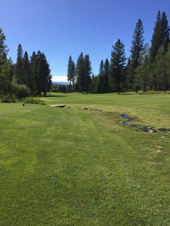 Clio, CA: Golf Club at Whitehawk Ranch
