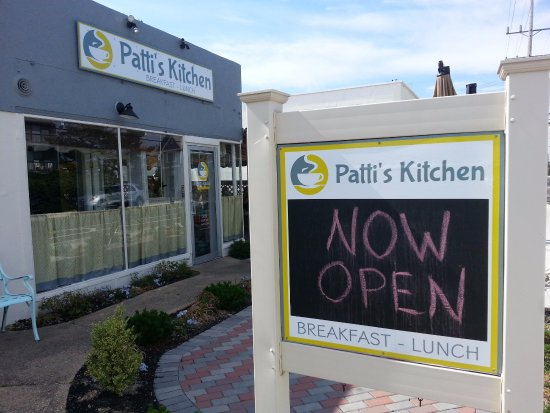 Normandy Beach, Nueva Jersey: Thrilled about Patti's Kitchen!