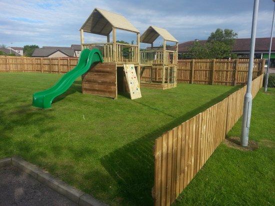 Portlethen, UK: Childerns play area