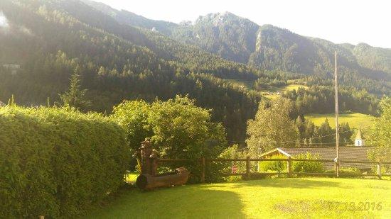 Val di Vizze, İtalya: Sempre panorama stupendo