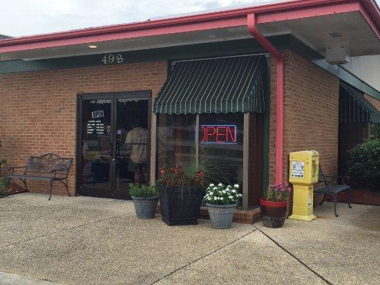 Havelock, Carolina del Nord: Entry