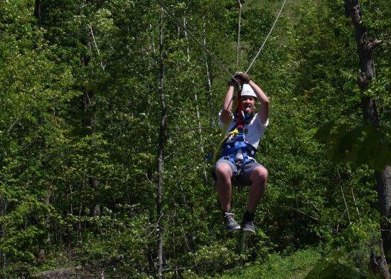 Nisswa, MN: Zip the Brainerd Lakes Area!