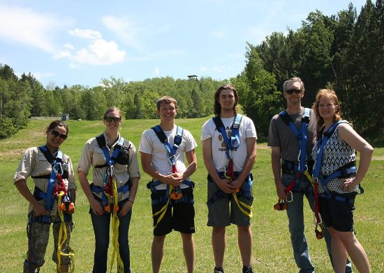 Nisswa, MN: Perfect activity for families or Coorperate events