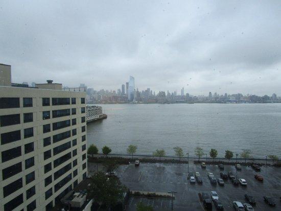 Weehawken, NJ: View from Club floor