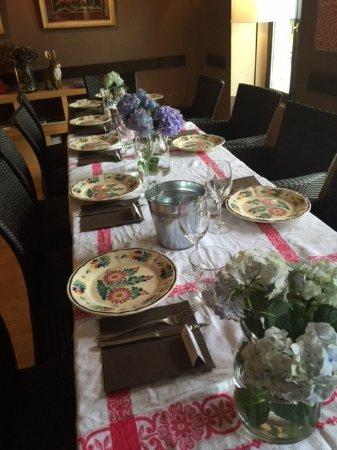 Le p'tit Goustan : Repas de famille - 1 er étage