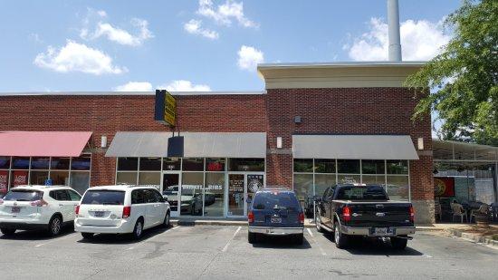 Anderson, SC: Exterior View