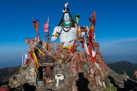 Image result for Chureshwar Mahadev, Churdhar Trekking