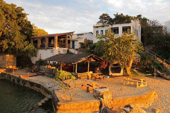 Nkhata Bay, Malawi: Aqua Africa Lodge