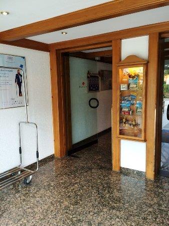 H+ Hotel Goslar: Eingangsbereich