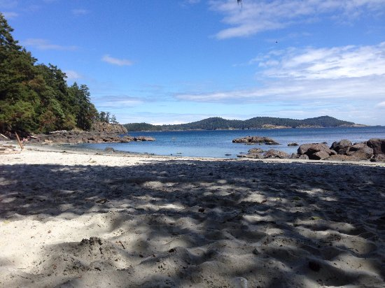 East Sooke Regional Park: Beach to enjoy for the afternoon