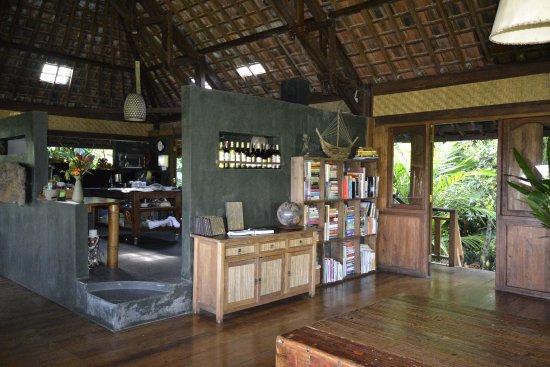 Bali Eco Stay Bungalows: Restaurant