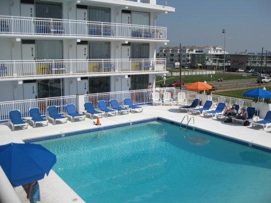 Foto de The Crusader Oceanfront Family Resort