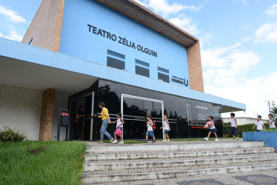 Zelia Olguin Theater