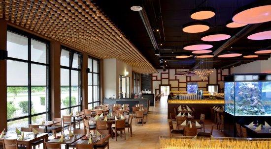 Marl, Germany: Restaurant