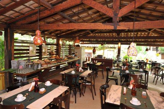 Villa Das Pedras Restaurante