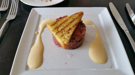 M Restaurant: Voorgerecht